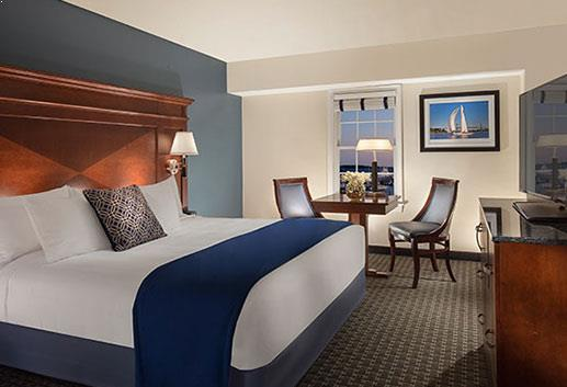 Bristol Harbor Inn, Bristol - Standard King Rooms